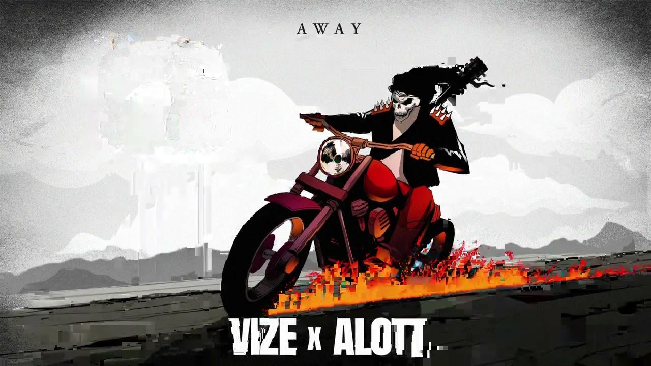 VIZE x ALOTT - Away (Official Video)