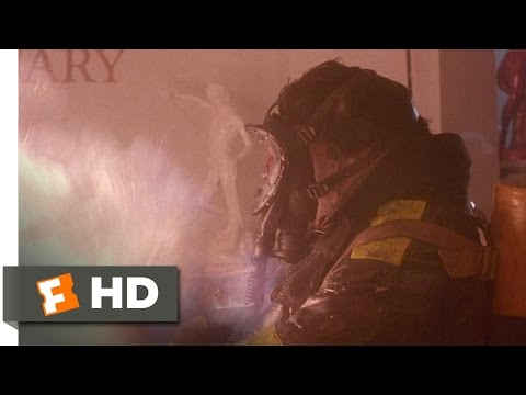 Backdraft (4/11) Movie CLIP - Tim and the Backdraft (1991) HD