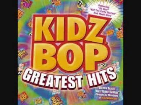 Party Like A Rockstar - Kidz Bop