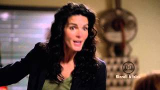 5x01 a new day autopsy smell   rizzoli isles   tnt