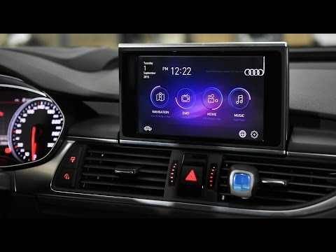 The new navigation(GPS BOX) N-LINK II FOR AUDI