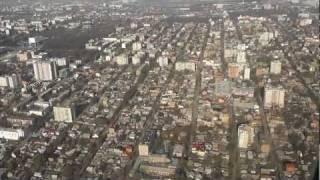 посадка самолета в Ростове-на-Дону 17.11.11