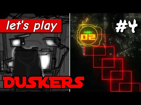 Escaping Radiation & Weaponising Airlocks | Let's play Duskers ep 4 [PC gameplay]