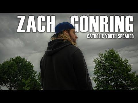 Zach Gonring - Catholic Youth Speaker
