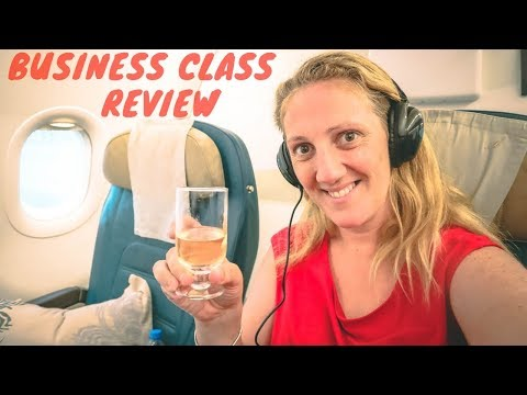SriLankan Airlines Business Class From Colombo To Jakarta // Flight Review