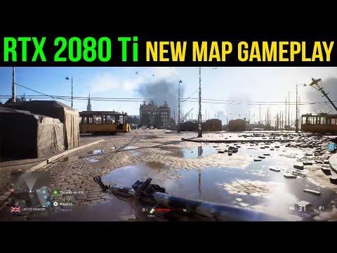 Battlefield V: RTX 2080 Ti   Ultra Preset - Ray Tracing On