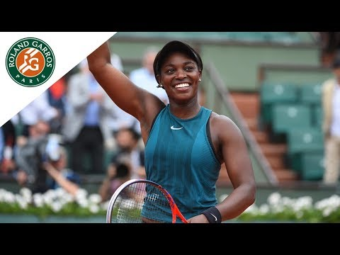 Sloane Stephens vs Madison Keys - Semi-Final Highlights I Roland-Garros 2018