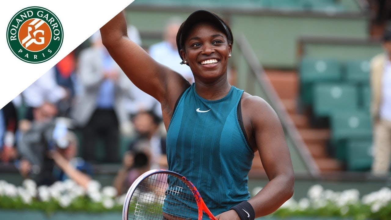 Video Sloane Stephens nude photos 2019
