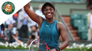 Sloane Stephens vs Madison Keys - Semi-Final Highlights I Roland-Garros 2018