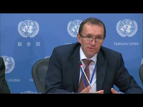 Espen Barth Eide (SG Special Adviser) on Cyprus - Press Conference (5 June 2017)