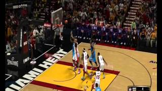 NBA 2k13 - Multiplayer Demo Gameplay