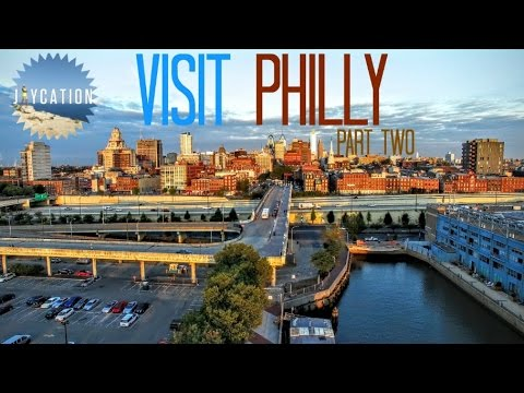 Explore HISTORIC PHILLY | Philadelphia Food Guide | Jaycation Visit Philly Travel Series Part Two