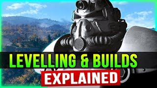 Fallout 76 Levelling System Explained Character Builds, Perk Cards, Mutations, Skills, Progression