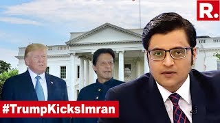 Pakistan Shamed & Exposed By America |  The Debate With Arnab Goswami
