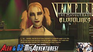 OJ & Alex Misadventures - Vampire: The Masquerade - Bloodlines!