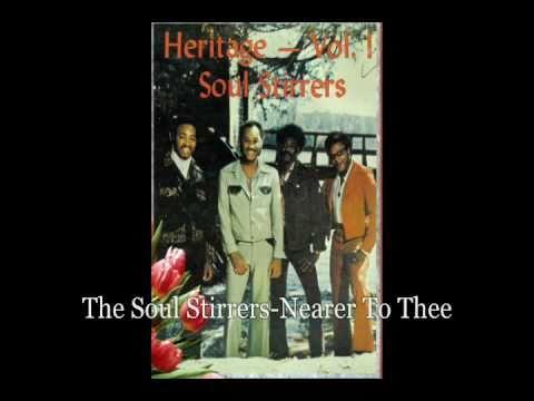 Soul Stirrers-Nearer to thee(Eddie Huffman)
