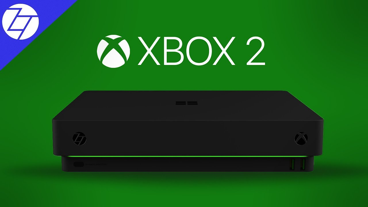 Xbox 2 (2020) - The Future of Game Streaming!
