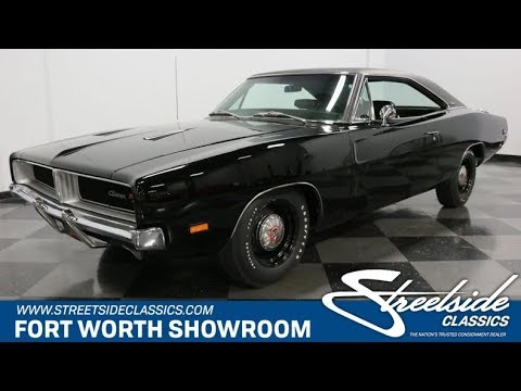 1969 Dodge Charger R/T for sale | 3701 DFW