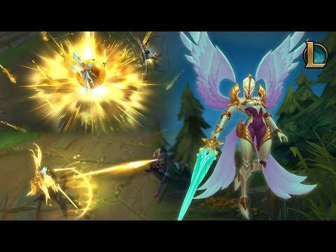 Kayle Şampiyon Tanıtımı | Oynanış - League of Legends thumbnail