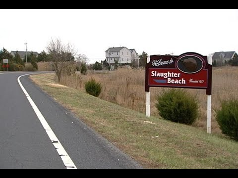 Slaughter Beach and other curiously named Delaware spots