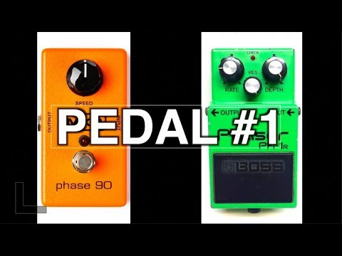 Which PHASER Pedal Should I Use?