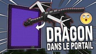 FAIRE RENTRER L'ENDER DRAGON DANS UN PORTAIL DU NETHER ! - BEDWARS thumbnail