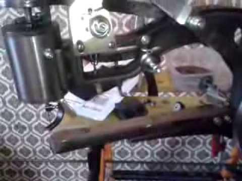 Обувная Машина Версаль Инструкция