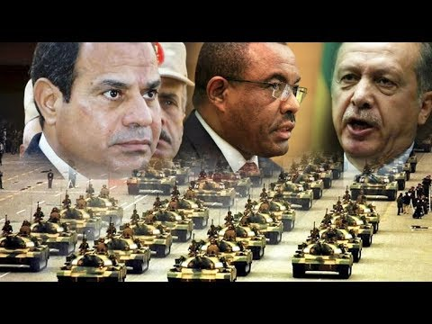 Wararkii ugu Danbeeyey Dalka Masar oo Ethiopia uhanjabay & Turkiga oo Dagaal Qaadaya