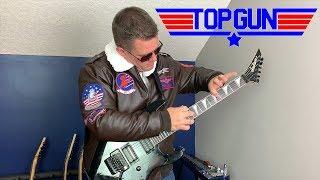 Top Gun Anthem Cover