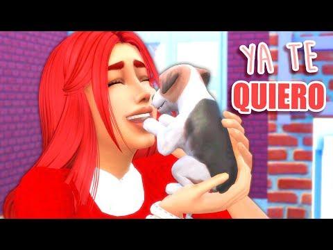 NUEVO CACHORRITO!! ❤️   Ep.38   Not So Berry ~ Rojo (Rubí) ~ Los Sims 4 en español