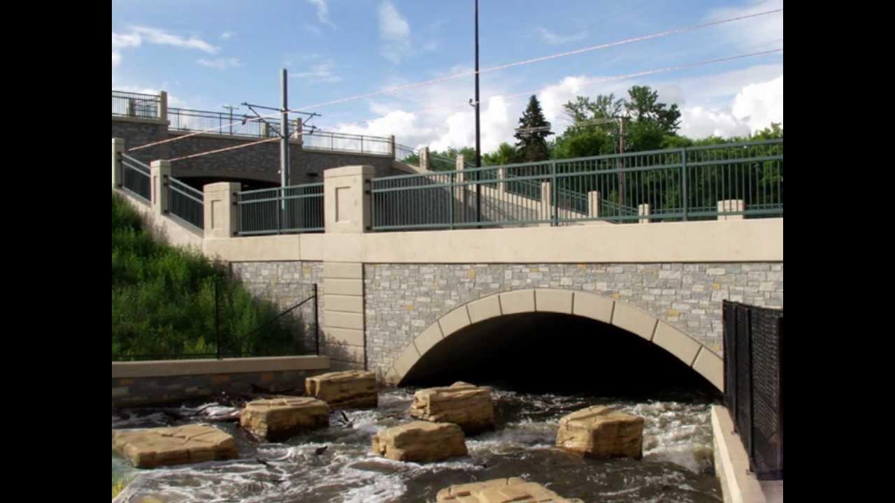 Custom Rock Formliner - Bridge Projects - YouTube