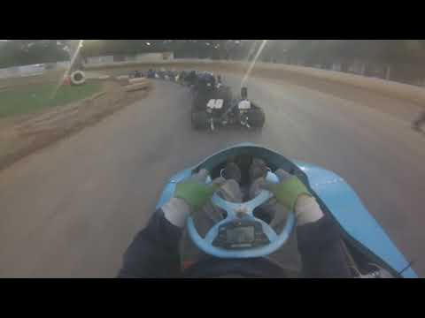 Shellhammers Flathead 375 Feature Race 07/14/2018