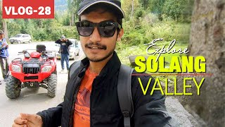 Solang Valley | Exploring with Quad Bike | September 2018