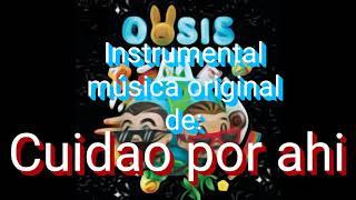 Instrumental Original Cuidao por ahí/J Balvin x Bad Bunny