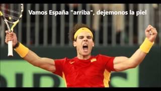 Canción himno Copa Davis España