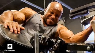 Upper Body Bodybuilding Workout | IFBB Pro