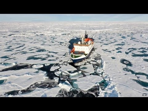 Arctic Climate Change - BBC Documentary
