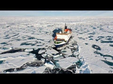 Arctic Climate Change - BBC Documentary