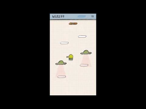 Generate Doodle Jump New High Score: 681K Pictures