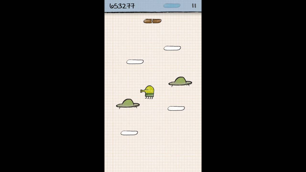 Download Doodle Jump New High Score: 681K