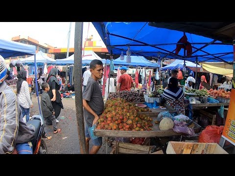 【4K】Walking in Indonesia