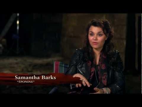 Les Misérables - On Set: Samantha Barks