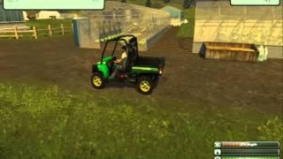Tour of my Farm  Farming Simulator 2013