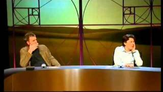QI - Alan Davies and Stephen Fry on Religion