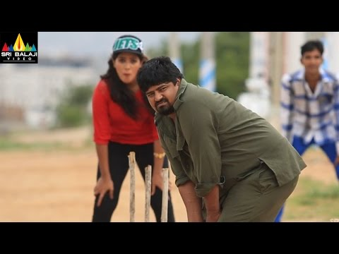 Hyderabad Kay Sholay Movie Cricket Comedy | Sri Balaji Video