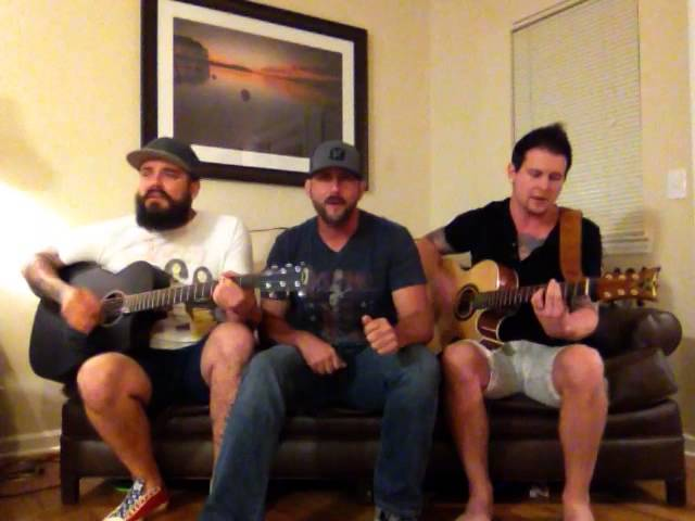 Jason Aldean- Burnin' It Down (Cover) Coal Mountain Band