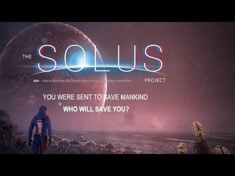 The Solus Project - Official Xbox One Announcement Trailer (2016) HD
