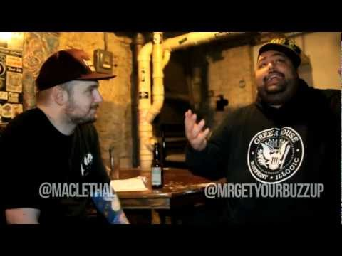 Mac Lethal Exclusive Interview W/ Mr.Get Your Buzz Up