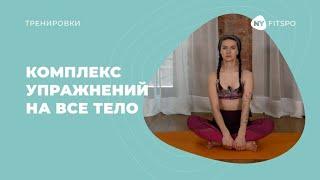 Тренировка на все тело Самые эффективные упражнения
