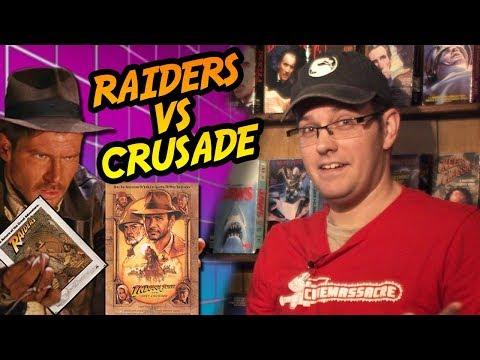 Raiders VS. Last Crusade - Indiana Jones Showdown - Rental Reviews